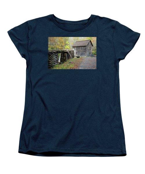 Grist Mill Women's T-Shirt (Standard Cut) by Lamarre Labadie