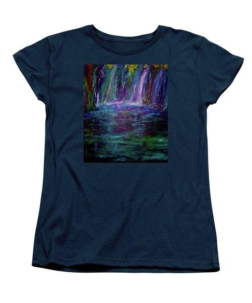 Grotto Women's T-Shirt (Standard Cut)