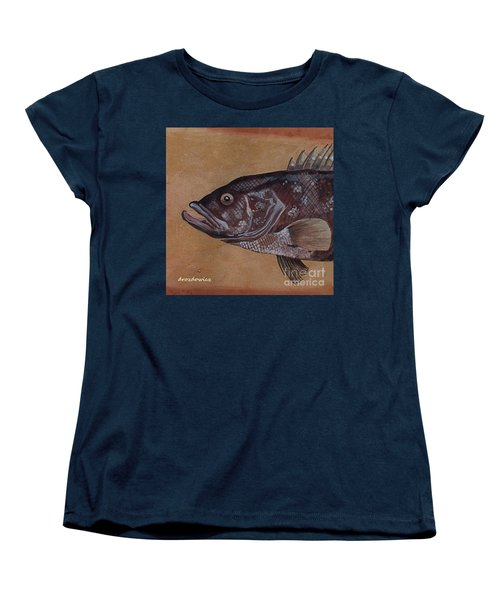 Grouper Women's T-Shirt (Standard Cut)