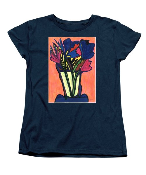 Growing Wild,  Women's T-Shirt (Standard Cut) by Darrell Black