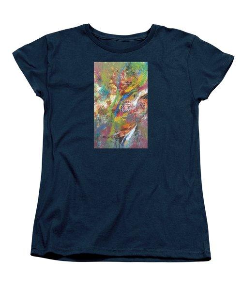 Growth Women's T-Shirt (Standard Cut) by Becky Chappell