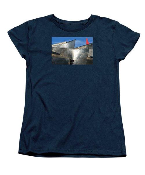Guggenheim Museum Bilbao - 5 Women's T-Shirt (Standard Cut) by RicardMN Photography