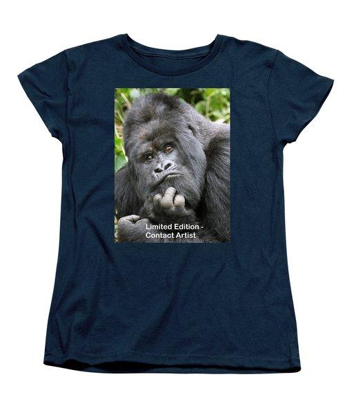 Guhonda Women's T-Shirt (Standard Cut) by David Beebe