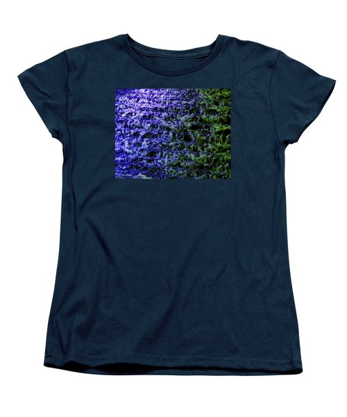 Women's T-Shirt (Standard Cut) featuring the photograph Guildford Waterfall by Will Borden