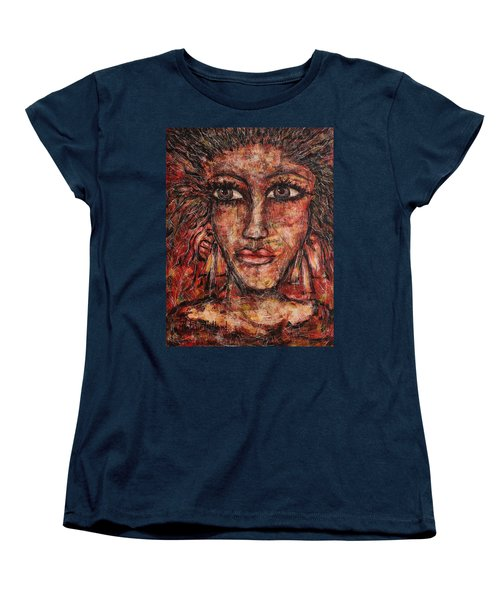 Gypsy Women's T-Shirt (Standard Cut) by Natalie Holland