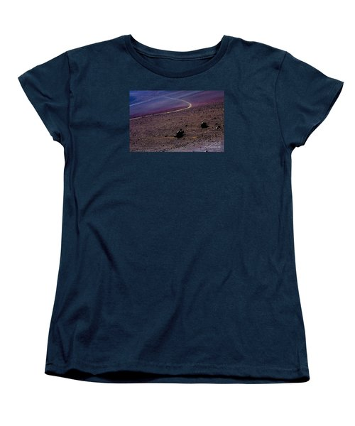 Women's T-Shirt (Standard Cut) featuring the photograph Haleakala 2 by M G Whittingham