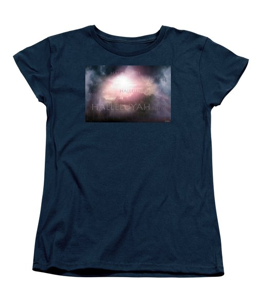 Halleluyah Women's T-Shirt (Standard Cut) by Bill Stephens