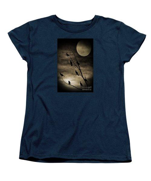 Guardians Of The Lake Women's T-Shirt (Standard Cut) by Elizabeth Winter