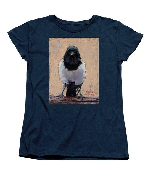 Hand Over That Lunchbox Women's T-Shirt (Standard Cut) by Billie Colson