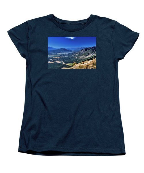 Hang Gliders Point Of View Women's T-Shirt (Standard Cut)