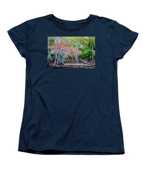 Hanging Rust Women's T-Shirt (Standard Cut)