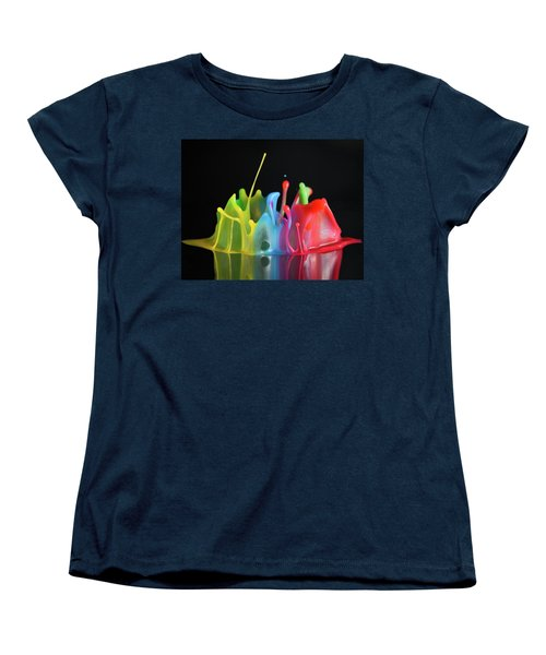 Happy Birthday Women's T-Shirt (Standard Cut) by William Lee