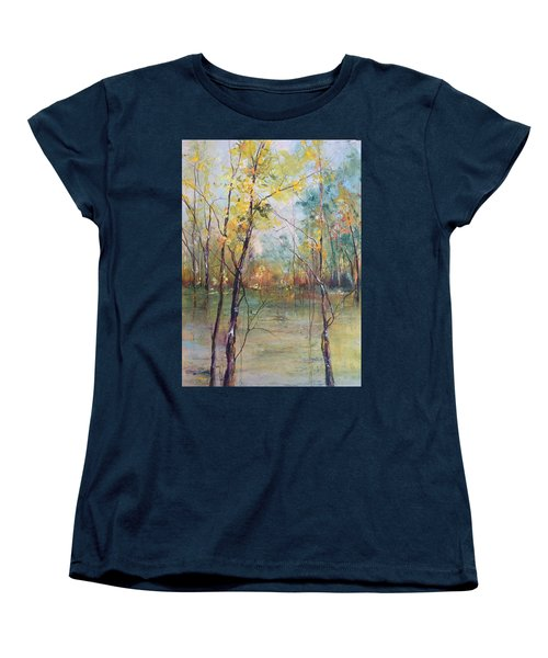 Harmony In Perfect Key Women's T-Shirt (Standard Cut) by Robin Miller-Bookhout