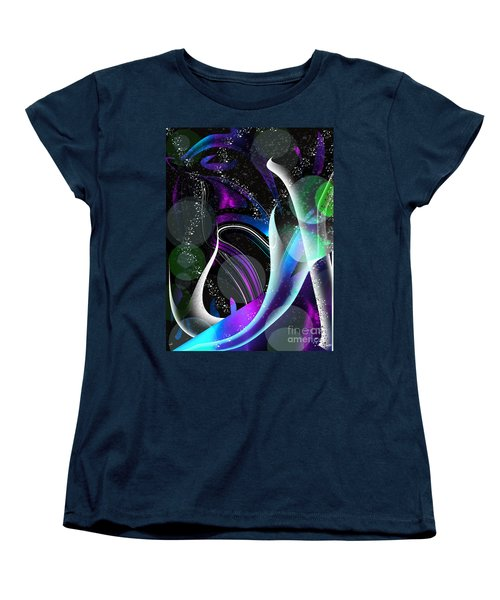 Harmony Women's T-Shirt (Standard Cut) by Yul Olaivar