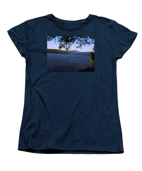 Harriman Women's T-Shirt (Standard Cut) by GJ Blackman