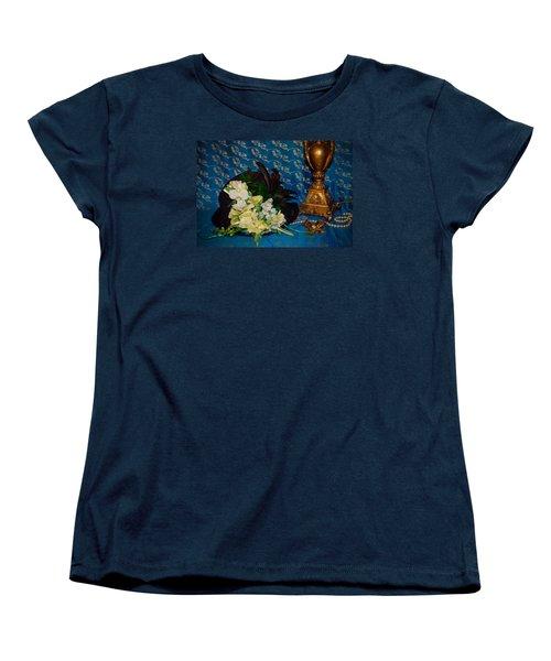 Hat Fancy Women's T-Shirt (Standard Cut) by Adria Trail