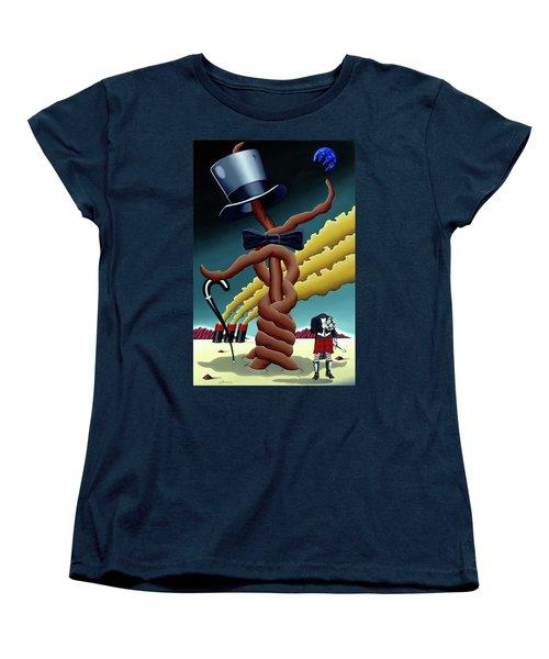 Hats Off Women's T-Shirt (Standard Cut)