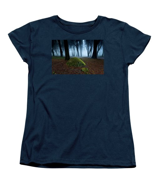 Women's T-Shirt (Standard Cut) featuring the photograph Haunting by Jorge Maia