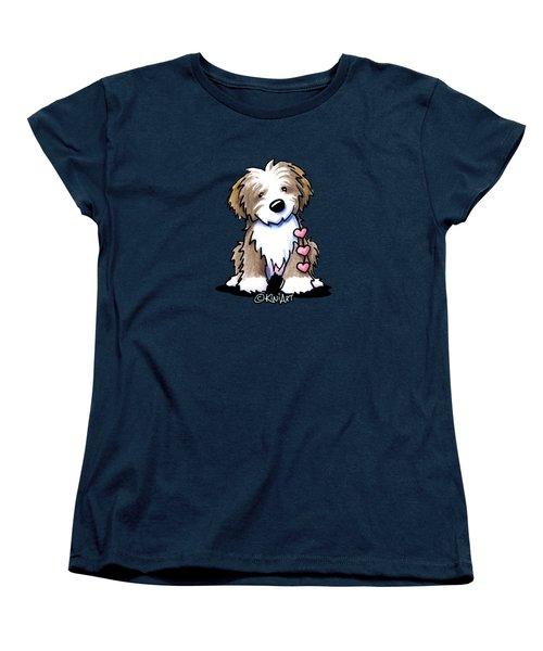 Havanese Heartstrings Women's T-Shirt (Standard Cut)