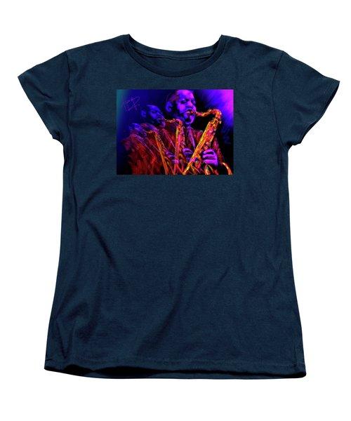 Hawk Women's T-Shirt (Standard Cut) by DC Langer