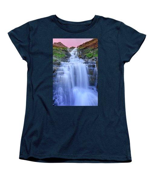 Haystack Creek Women's T-Shirt (Standard Cut) by Jack Bell