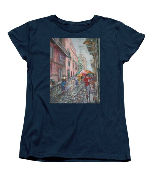 Heading Home In Havava Women's T-Shirt (Standard Cut) by Quin Sweetman
