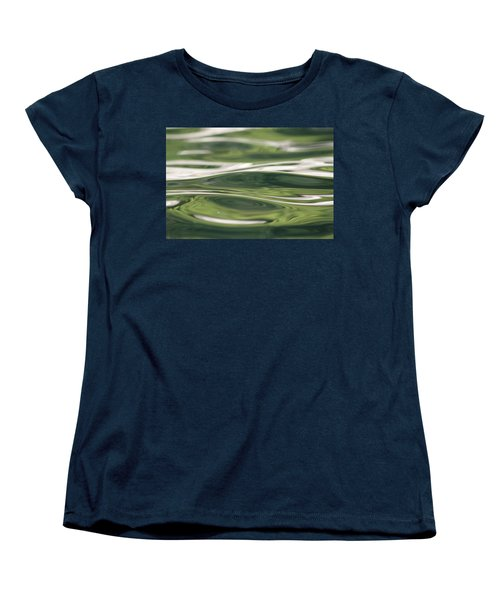 Women's T-Shirt (Standard Cut) featuring the photograph Healing Waters by Cathie Douglas