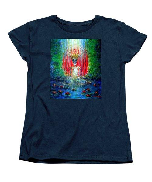 Healing Waters Women's T-Shirt (Standard Cut)