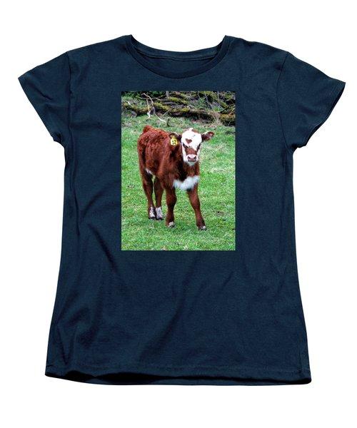 Women's T-Shirt (Standard Cut) featuring the photograph Heart by Cricket Hackmann