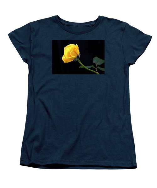 Heart Felt Women's T-Shirt (Standard Cut) by James Steele