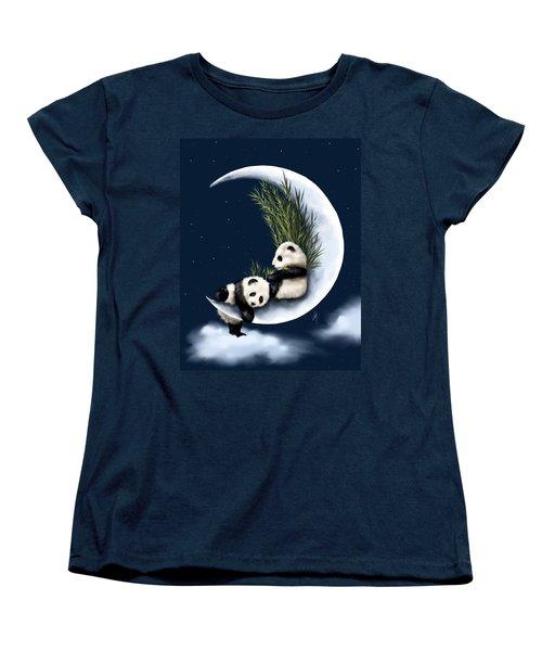 Heaven Of Rest Women's T-Shirt (Standard Cut) by Veronica Minozzi