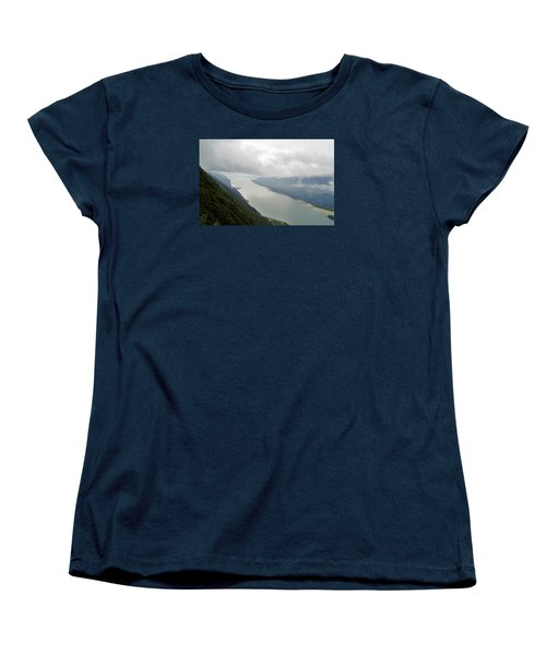 Heavens Door Women's T-Shirt (Standard Cut) by Martin Cline