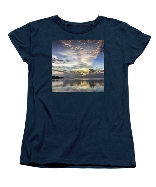 Heaven's Light - Coyaba, Ironshore Women's T-Shirt (Standard Cut) by John Edwards