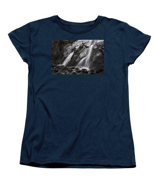 Helen Hunt Falls Women's T-Shirt (Standard Cut) by Sennie Pierson