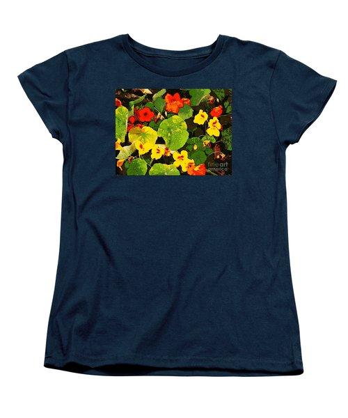 Hidden Gems Women's T-Shirt (Standard Cut) by Winsome Gunning