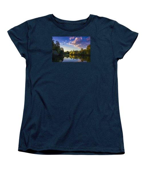 Hidden Light Women's T-Shirt (Standard Cut) by Marvin Spates