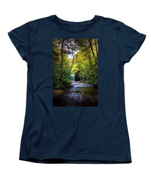 Women's T-Shirt (Standard Cut) featuring the photograph Hidden Wonders by Marvin Spates