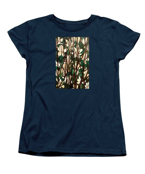 Hiding In Plain Site Women's T-Shirt (Standard Cut) by Lisa Aerts