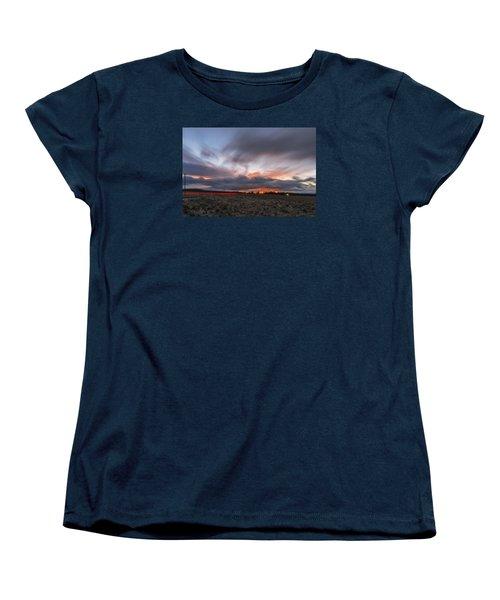High Desert Twilights Women's T-Shirt (Standard Cut) by Ryan Manuel