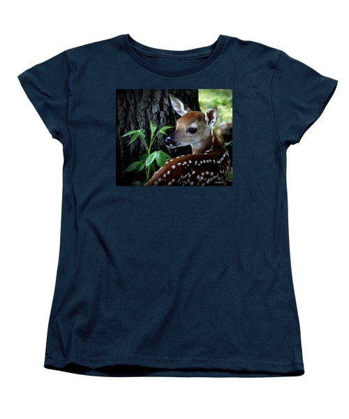 His Handywork Women's T-Shirt (Standard Cut) by Bill Stephens
