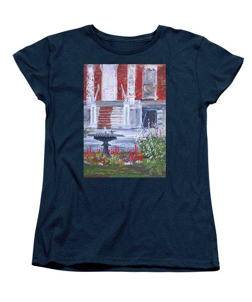 Historical Society Garden Women's T-Shirt (Standard Cut)