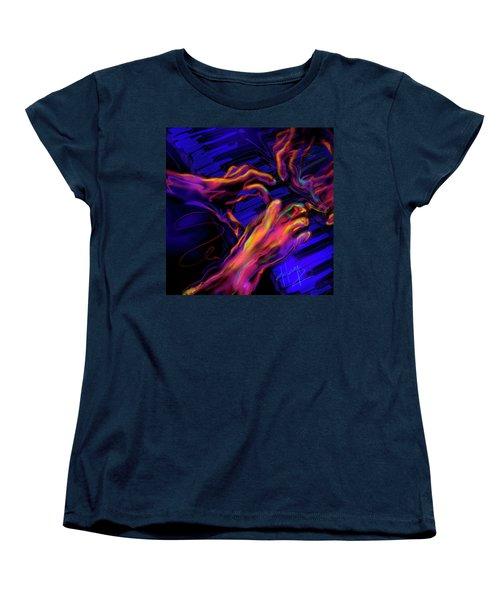 Home At Last Women's T-Shirt (Standard Cut) by DC Langer