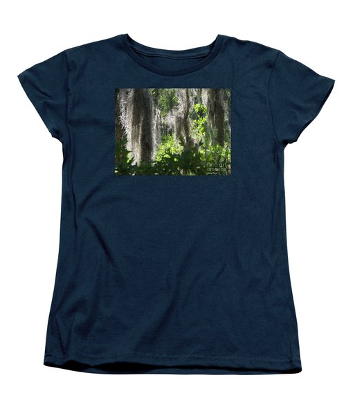 Women's T-Shirt (Standard Cut) featuring the photograph Home by Greg Patzer