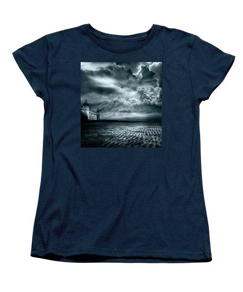 Home Women's T-Shirt (Standard Cut) by Jacky Gerritsen