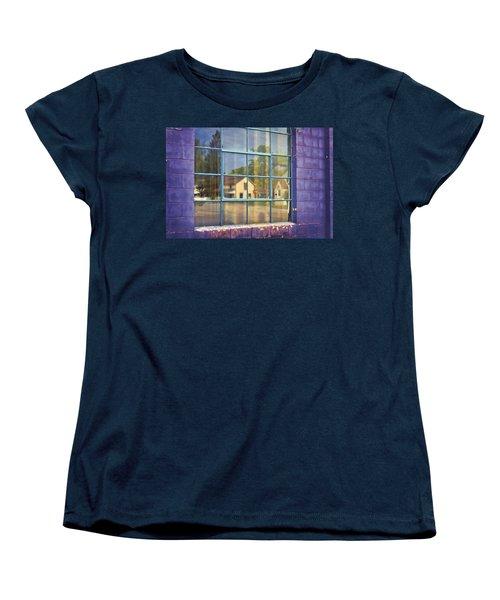 Home Sweet Home Women's T-Shirt (Standard Cut) by John Hansen