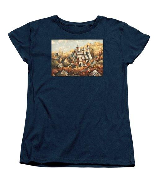 Homeland Women's T-Shirt (Standard Cut) by Vali Irina Ciobanu