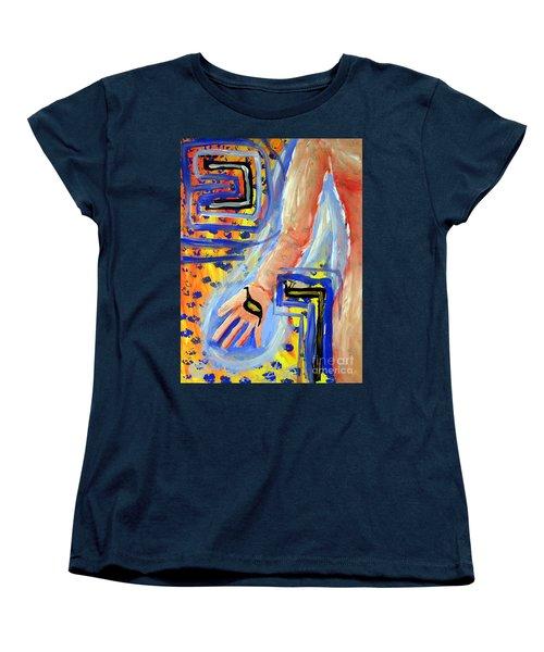 Honesty Women's T-Shirt (Standard Cut) by Luke Galutia