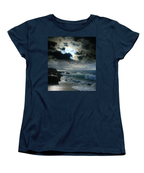 Hookipa Waiola  O Ka Lewa I Luna Ua Paaia He Lani Maui Hawaii  Women's T-Shirt (Standard Cut)