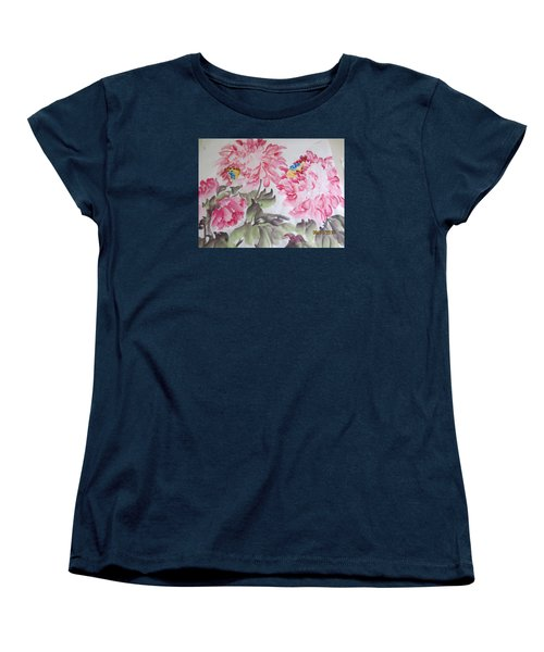 Hop08012015-692 Women's T-Shirt (Standard Cut) by Dongling Sun