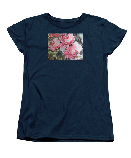 Hop08012015-695 Women's T-Shirt (Standard Cut) by Dongling Sun